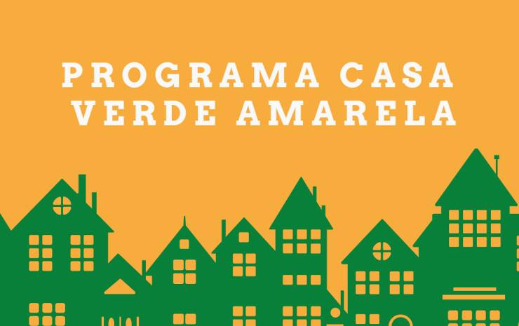 Programa Casa Verde Amarela 2021