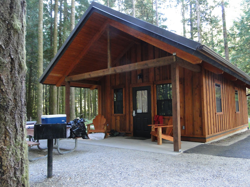 Milepost167 Skagit Cabin At Rasar State Park
