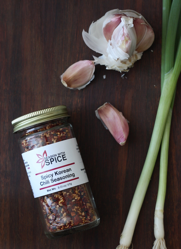 Spicy Korean Chili Seasoning available at SeasonWithSpice.com