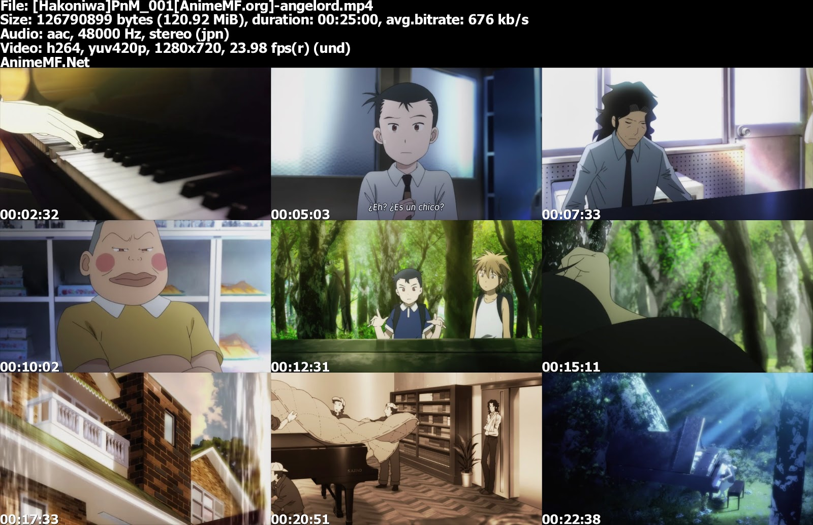 Piano no mori (TV) S2