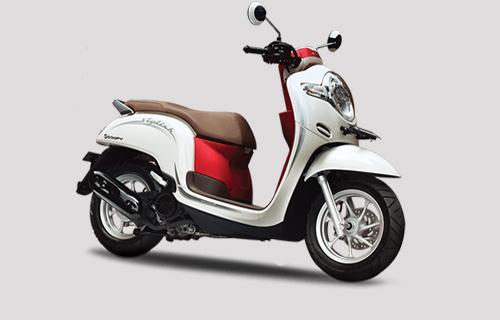 Honda New Scoopy