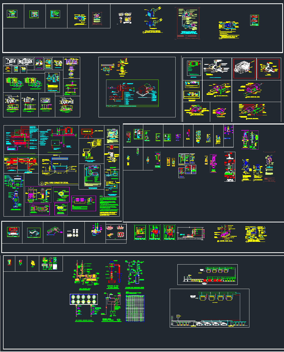 download autocad details for hvac equipment free dwg [ 1116 x 1380 Pixel ]