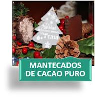 MANTECADOS DE CACAO PURO