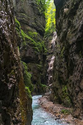 Entdeckungstour Wasser Partnach - Wetterstein Route | Wandern Garmisch-Partenkirchen 04