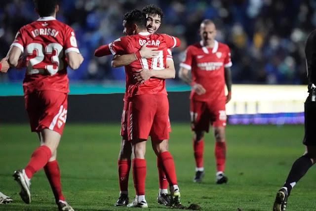 Crónica Linares Deportivo 0 - Sevilla FC 2