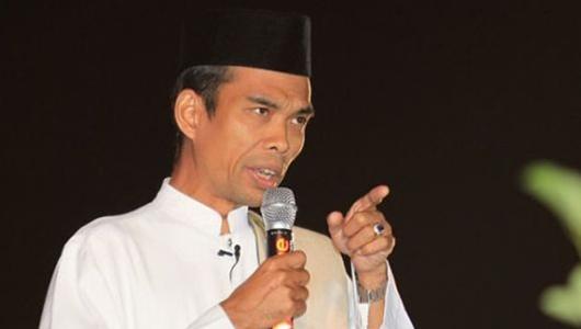 Selain UGM, Abdul Somad Batal Ceramah di Kudus