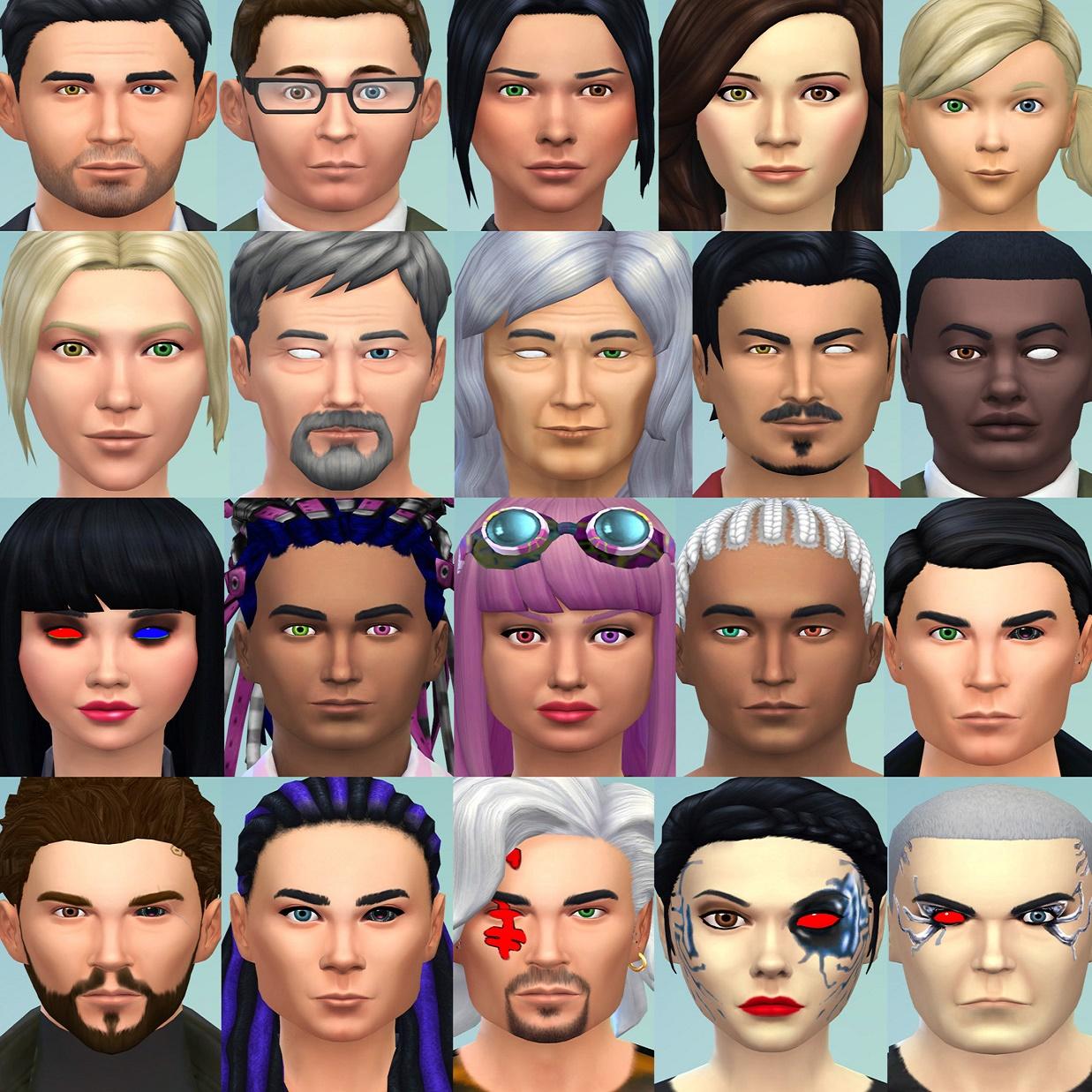 Sims 4 Blind Mod