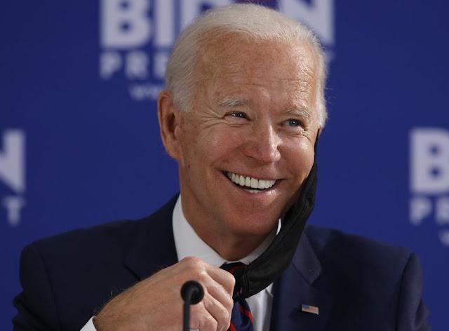 China finally congratulates Joe Biden