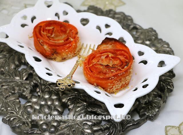 http://dolciepasticci.blogspot.com/2018/12/rose-di-carote-croccanti.html