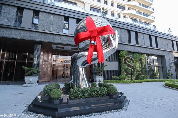 台中大里|2018聖誕節夢幻打卡點|台中軟體園區S1智匯中心|聖誕老公公的夢想工坊