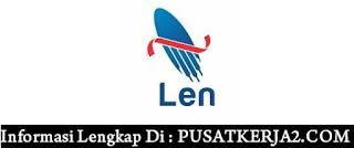 Lowongan Kerja BUMN SMA SMK D3 S1 Juni 2020 PT Len Industri