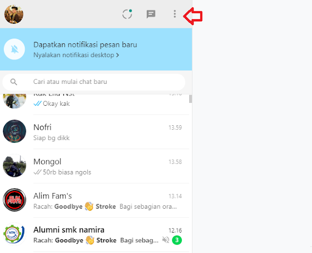 Cara Video Call Whatsapp Hingga 50 Orang