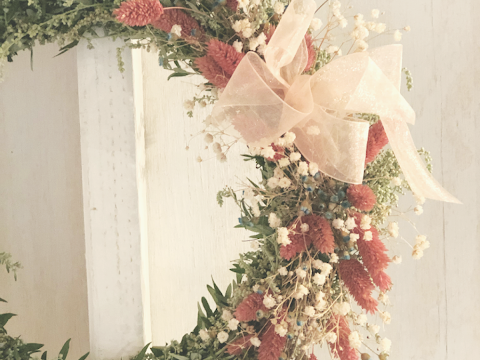 DIY A Practically Free Fall Wreath and Some Amazing Light Apple Fritters