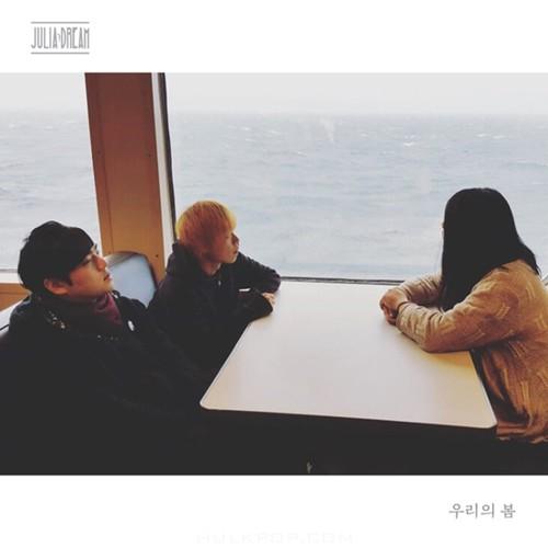 JuliaDream – 우리의 봄 – Single