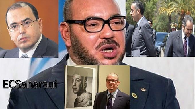 El trabajo sucio de un estado marroquí policial y corrupto.
