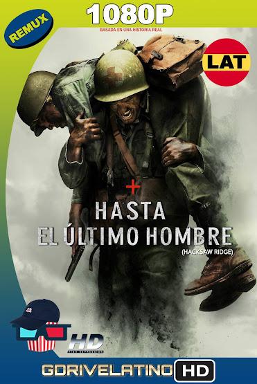 Hasta el último Hombre (2016) BDRemux 1080p Latino-Ingles MKV