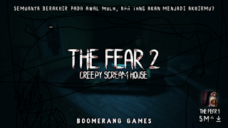 The Fear 2 : Creepy Scream House APK