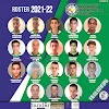 Κ15 ΠΟΔΟΣΦΑΙΡΟ | ROSTER ομάδας 2021-22 - ΕΙΔΙΚΗ ΚΑΤΗΓΟΡΙΑ ΕΠΣΜ