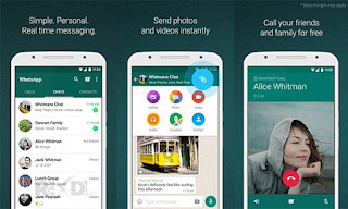 WhatsApp 2.19.354 (GBWhatsApp) + WhatsApp Plus Apk