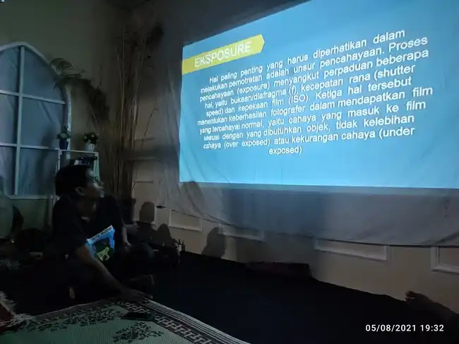 Belajar Segitiga Exsposure Fotografi Bersama TPT  (Team Photography Tarumajaya)