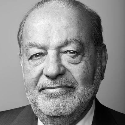 Top Richest People - Carlos Slim Helu