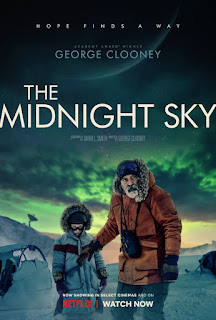Download The Midnight Sky (2020) Full Movie Dual Audio Hindi 720p 1GB Esubs