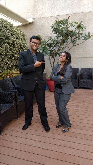 "Meet ""Huma"", the 1st person who I hired exclusively through Linkedin!"
