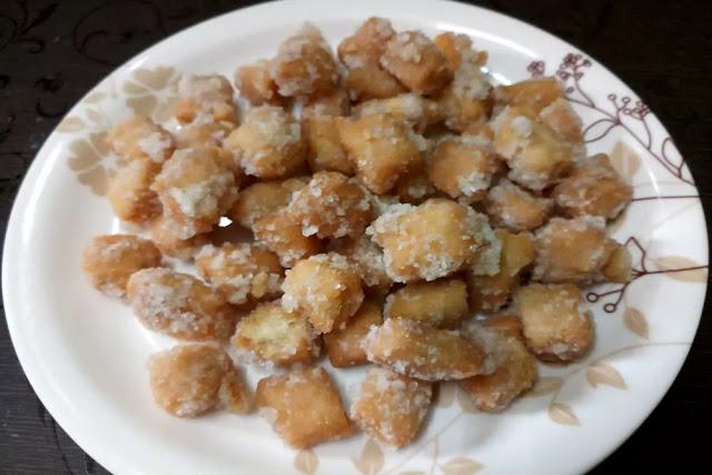 Shakarpara Recipe in Hindi