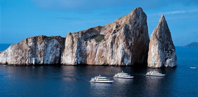 Angkatan Laut Ekuador Terus Awasi Kapal Penangkap Ikan Asal China Di Kepulauan Galapagos