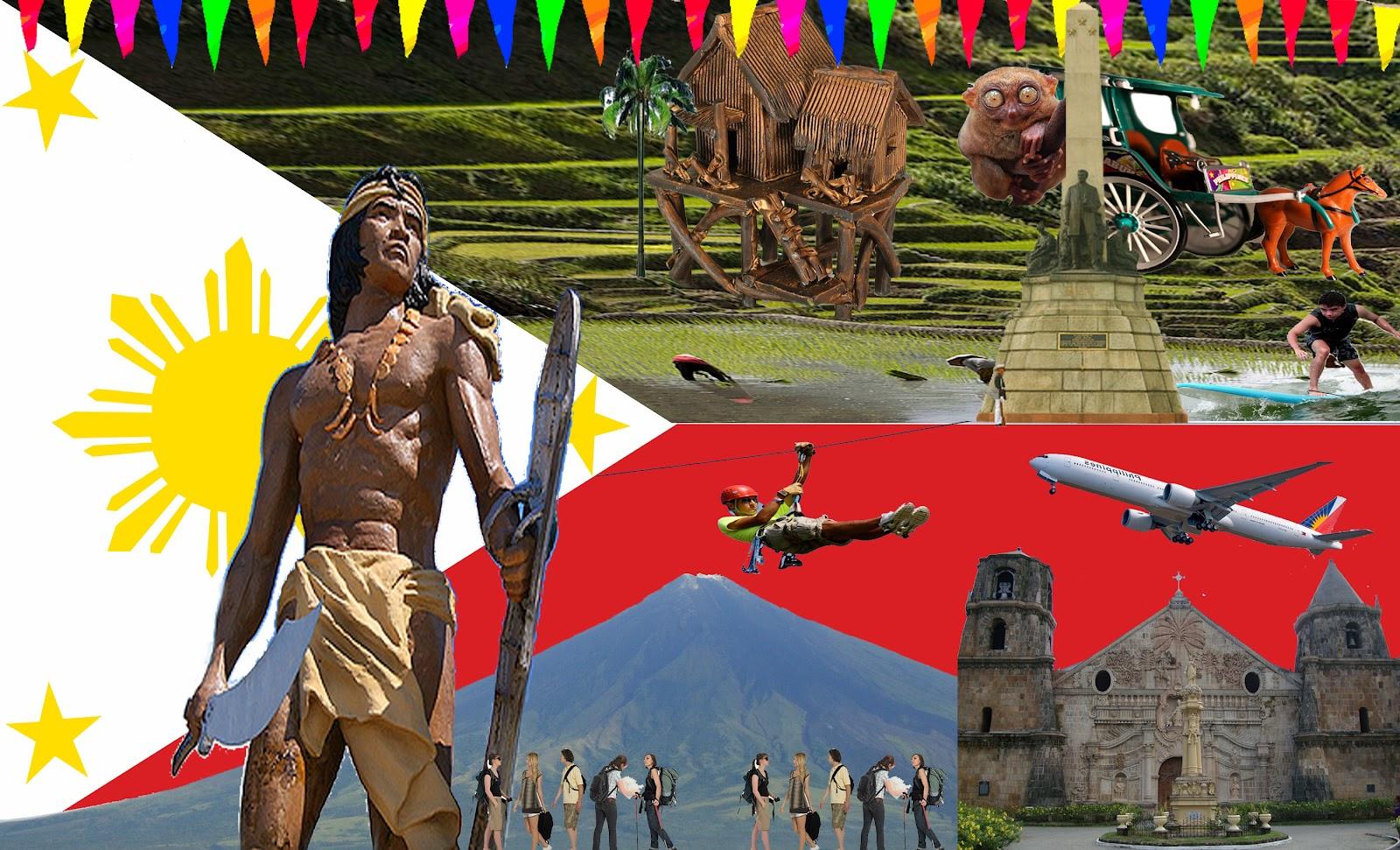 Indira Mendoza: Philippine Collage