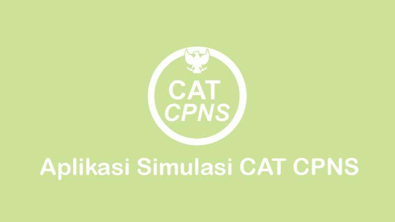 download aplikasi simulasi cat cpns offline gratis