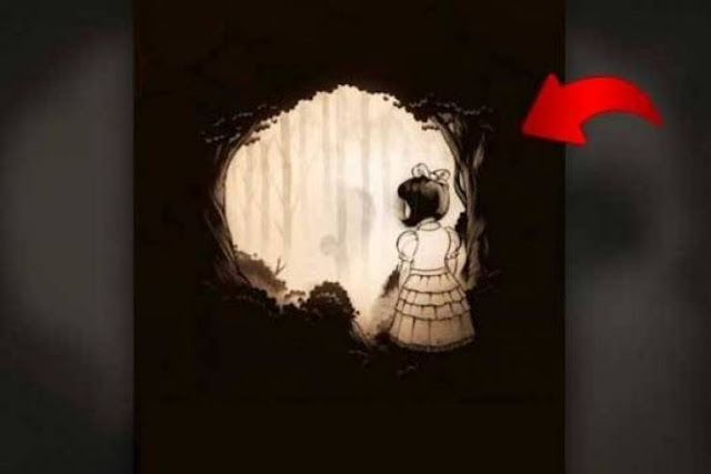 ما تراهُ في هذه الصورة يكشف خفايا شخصيتك.. تعرَّف إلى نفسك أخبرنا ما الذي رأيته أولاً
