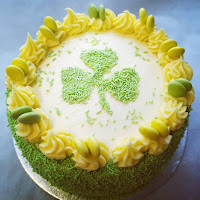 St Patrick's Day cake by Annie The Baking Queen