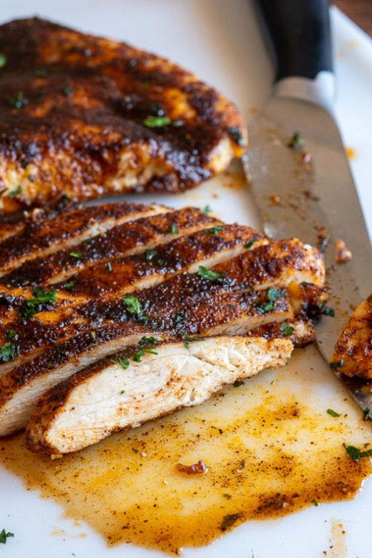 Juicy Oven Baked Chicken Breast Recipes
