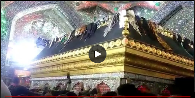 Hazrat Imam e Hussain Ka Mazaar (Tomb) Hussaini Status Download