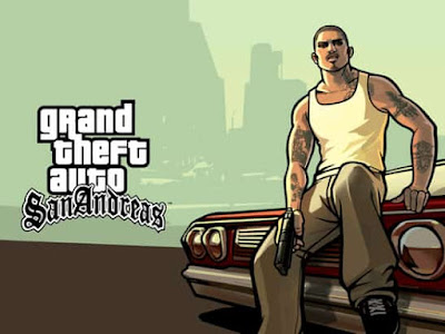 Grand Theft Auto: San Andreas highly compressed android games