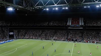 PES 2021 Stadium Johan Cruijff ArenA