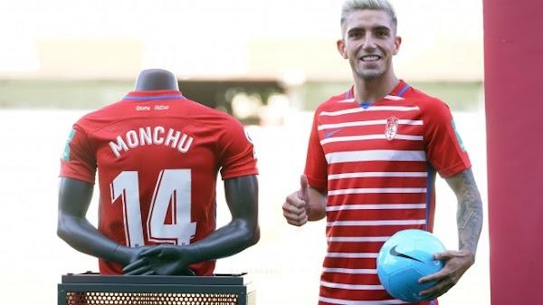 Oficial: El Granada confirma el fichaje de Monchu