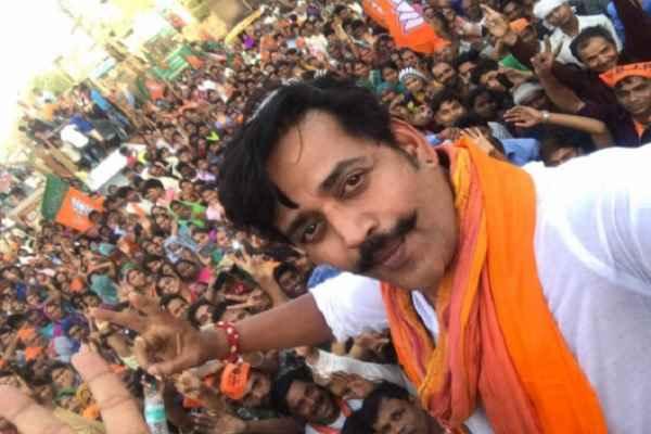 ravi-kishan-bjp-star-campaigner-in-mcd-election-2017