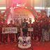 Kong Ha Hong Indonesia kembali menjadi Juara Dunia Barongsai