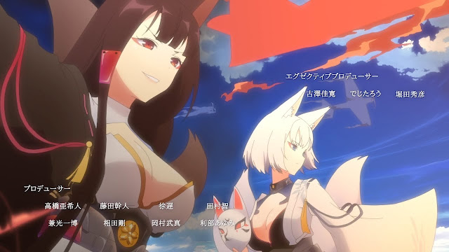 Azur Lane (Episode 01 - 12) Batch Subtitle Indonesia