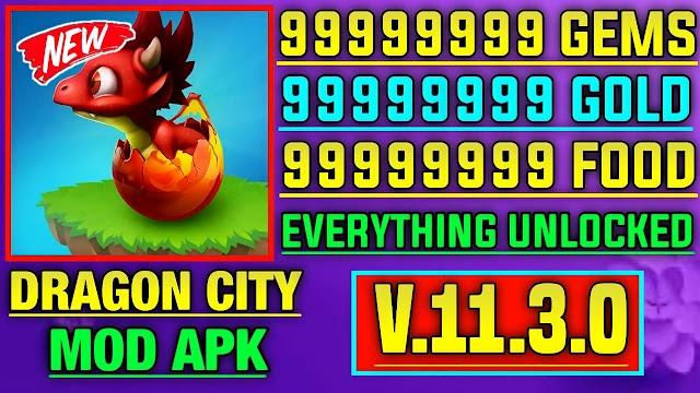 Dragon City  Apk Latest Version 11.40 2021 Android