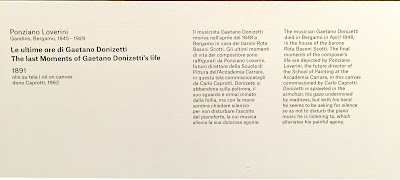 "Le ultime ore di Gaetano Donizetti – ""The last hours of Gaetano Donizetti"""