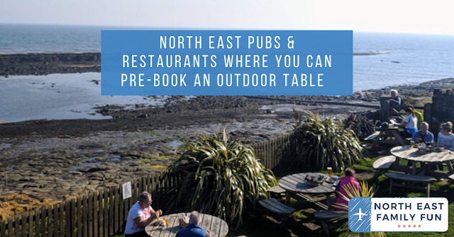 North East Pubs & Restaurants Where You Can Pre-Book An Outdoor Table