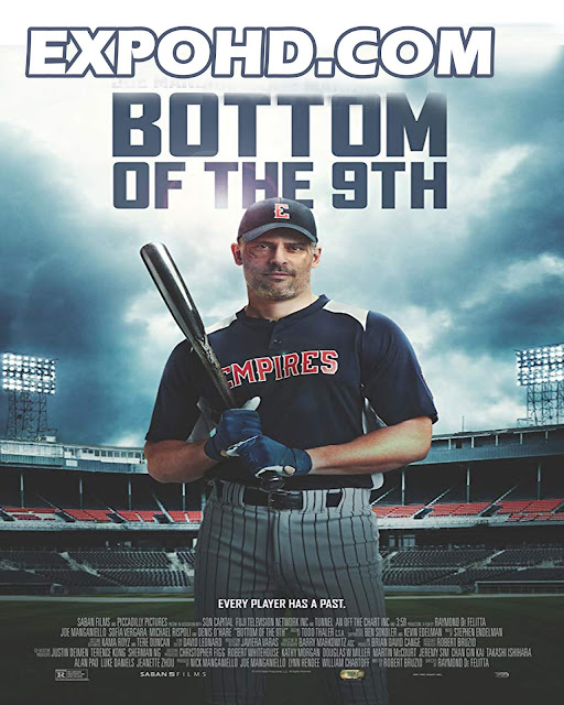 Bottom Of The 9th 2019 IMDb 720p | HDRip x 265 [Esub 980Mb & 1Gbs] Download | Watch Now
