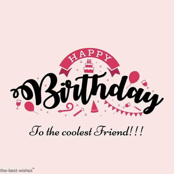 wish u happy birthday friend images