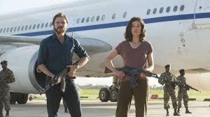 Entebbe' de 7 Gün