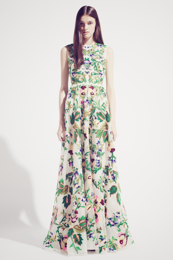 {fashion inspiration | runway : valentino resort 2014}
