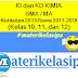 Daftar KI dan KD KIMIA SMA/MA Kurikulum 2013 Revisi 2017-2018 Kelas 10, 11, dan 12