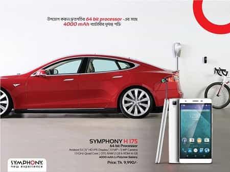 Symphony Xplorer H175 Smartphone